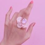 【リング.2】phantomFLOWER crystal