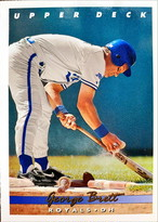MLBカード 93UPPERDECK George Brett  #056 ROYALS