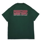 OLD PORK SIGN TEE/FOREST GREEN