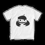 モノクロふきだし子/怒*Tシャツ(短納期)