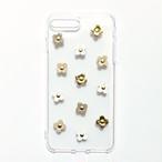 ✜ iphoneケース 8Plus/7Plus対応 ホワイトカラー ✜