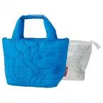 スヌーピー 洗えるソフトランチバッグ 2重タイプ