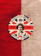 再入荷!Silver Jubilee 1977 Badge 5.5cm