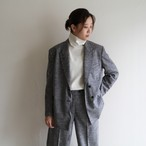 WRYHT【 womens 】string waist peaked jacket