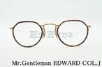 【正規取扱店】Mr.Gentleman(ミスタージェントルマン) EDWARD COL.J