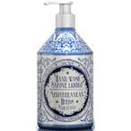 Rudy ルディ La Maioliche ラ・マヨルカ Liquid Soap リキッドソープ Mediterranean Herbs メディタラニアンハーブ