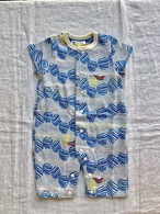 【Tオール】sora no oto/ブルー/original textile