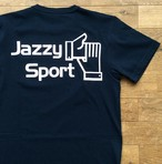 JSロゴ Tシャツ/ダークネイビー