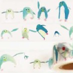 subikiawa マスキングテープ ペンギン