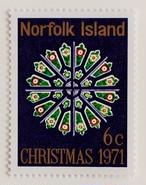 クリスマス / ノーフォーク島 1971