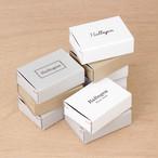 【名入れ箔押し】マッチ箱 スリーブ オリジナルギフトボックス 50個 67×50×23mm