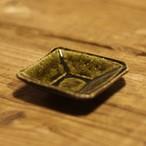 豆皿 グリーン