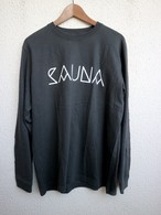 Black Sauna Long Tee