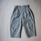 Suie(スィ)Volendam Workers Pants ブルー