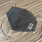 手作りマスク(gray)