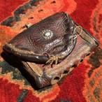 チベット  弾丸革ケース