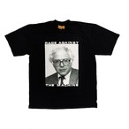 Rage Against the Machine×come tees バーニーサンダース大統領選挙キャンペーンTシャツ ブラック
