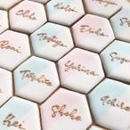 Simple Shapes Cookies (10個単位でご購入ください@540)