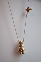 Junpei Omori 大森準平 Neo 土偶 mini gold