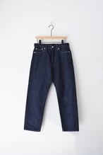 RESTOCK【ORDINARY FITS】5P ANKLE DENIM one wash/OM-P020OW