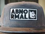 ABNOMAL CAPグレー(送料込み)