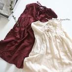 guno. 2ribbon dress