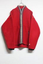 90's alf Tyrolean Tape Fleece JKT