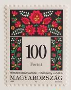 刺繍 100F / ハンガリー 1999