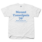 Mount Tamalpais 76' ashgray