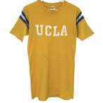 80's Collegiate Pacific Football T UCLA【S】