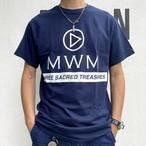 【令和2年豪雨災害義援金寄付】MWM Three Sacred Treasures (三種の神器) Tシャツ