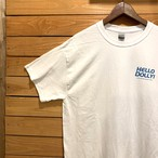 【 HELLO DOLLY TEE】