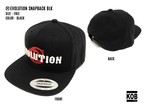 (R)EVOLUTION SNAPBACK BLK