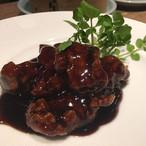 Chinese 黒酢酢豚 2人前