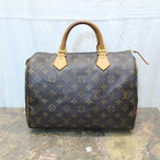 2000000020273 LOUIS VUITTON M41526 TH0042 MONOGRAM PATTERNED BOSTON BAG MADE IN FRANCE/ルイヴィトンスピーディ30モノグラム柄ボストンバッグ