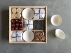 韓国茶と韓国菓子_霖