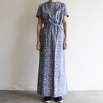 YOUNG&OLSEN  【 womens 】madras long dress