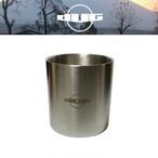 DUG(ダグ) ハンドルレスダブルウォールマグL DG-0506 アウトドア サバイバル キャンプ キャンプ 保温 保冷 マグカップ
