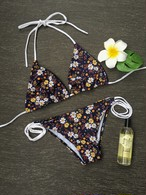 twist triangle bikini~ちどり~