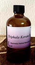 トリパラーケーラムタイラ 100ml 最高級品のアーユルヴェーダハーバルオイルをスリランカから直輸入