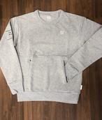 前ポケットスウェットシャツ ITPKO19639 【 IN THE PAINT】