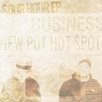 ENDRUN & YOTARO - SOUR HOUR EP (CD) - GARLICFARM & KERO.P STUDIO