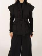 KANオーバーショルダーベスト ベスト 韓国ファッション
