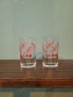 てぬぐいchillビールグラス2個セット