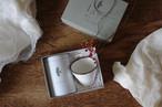 ギフトセット(おやつのお茶+湯呑煎茶碗黒流し)