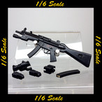 【01961】 1/6 ZYTOYS MP5A4 MODEL628 サブマシンガン