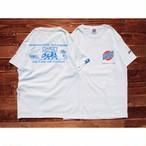 """【DARGO】""""Trade Mark"""" T-shirt (OCEAN BLUE)"""