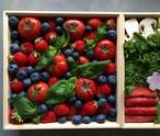 フルーツトマト木箱