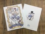 マステ帳 Alice 【宅猫居】