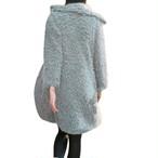 Faux Fur Coat FluffyFull Sleeve Outwear 3312